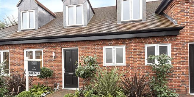 Asking Price £1,160,000, 3 Bedroom End of Terrace House For Sale in Hertfordshire, AL5