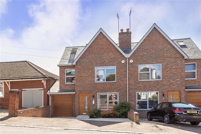 Asking Price £1,200,000, 5 Bedroom Semi Detached House For Sale in Harpenden, Herts, AL5