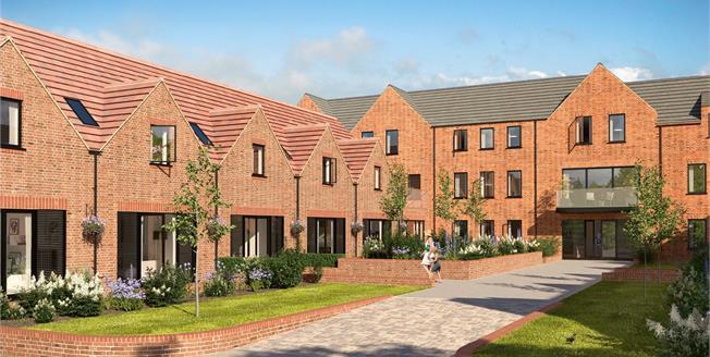 Asking Price £695,000, 2 Bedroom Flat For Sale in Hertforshire, AL5