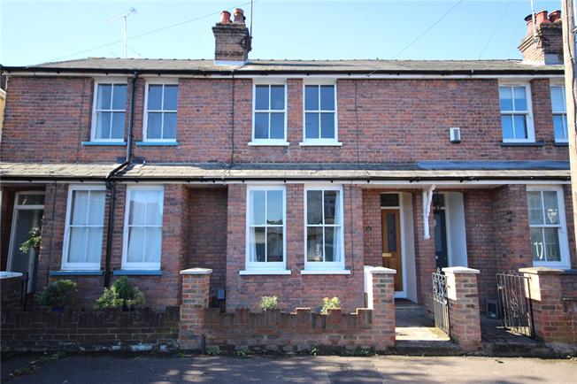 Guide Price £430,000, 2 Bedroom Terraced House For Sale in Harpenden, AL5