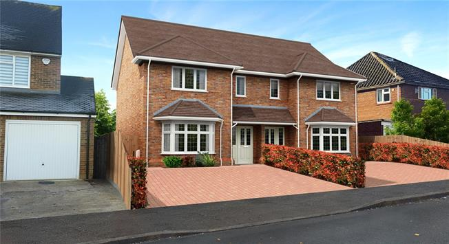 Guide Price £1,000,000, 4 Bedroom Semi Detached House For Sale in Hertfordshire, AL5