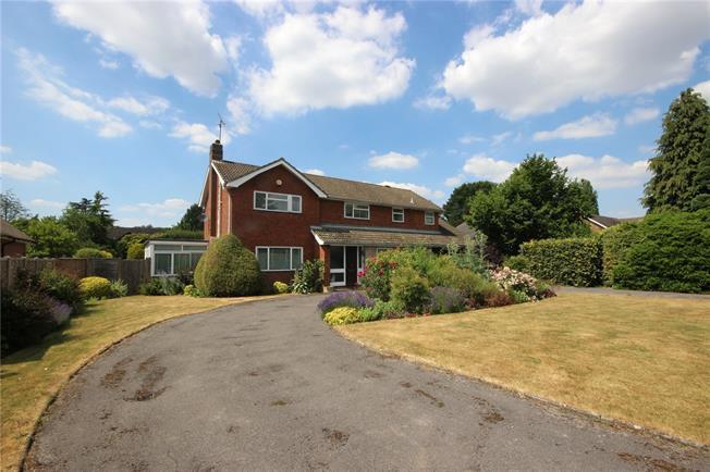 Asking Price £1,500,000, 2 Bedroom Detached House For Sale in Harpenden, AL5