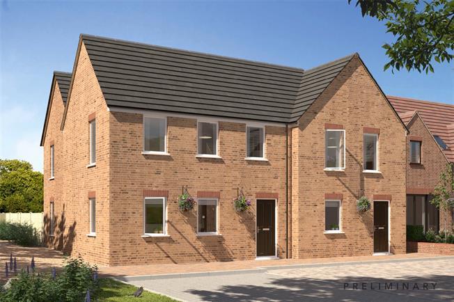Asking Price £1,425,000, 3 Bedroom Semi Detached House For Sale in Hertfordshire, AL5