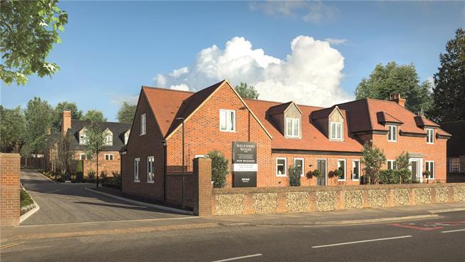 Asking Price £1,097,000, 2 Bedroom House For Sale in Harpenden, AL5