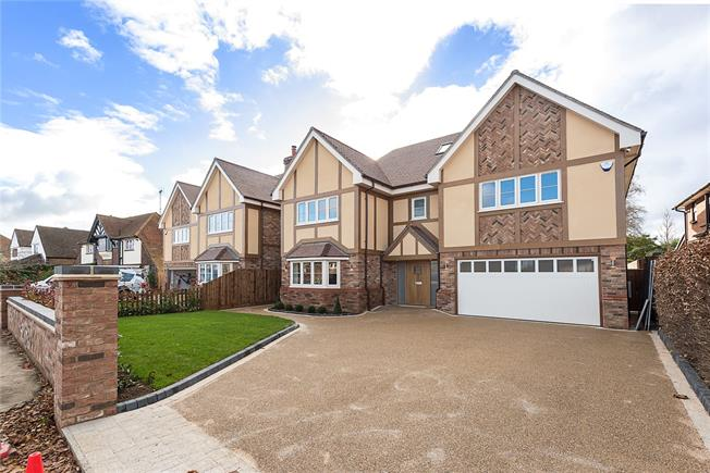 Price on Application, 5 Bedroom Detached House For Sale in Harpenden, Hertfordshire, AL5
