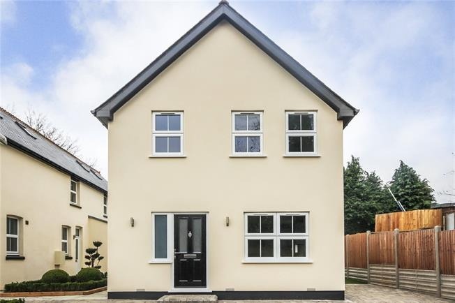 Asking Price £310,000, 1 Bedroom Flat For Sale in Hertfordshire, AL5