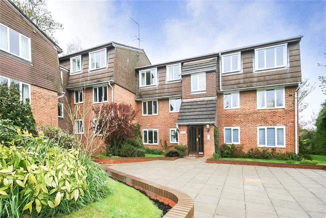 Guide Price £335,000, 2 Bedroom Flat For Sale in Harpenden, AL5