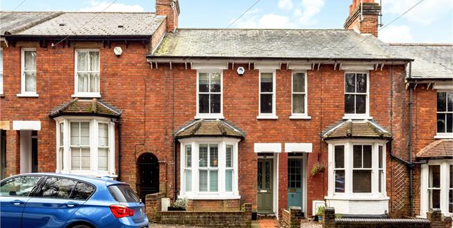 Guide Price £675,000, 2 Bedroom Terraced House For Sale in Hertfordshire, AL5