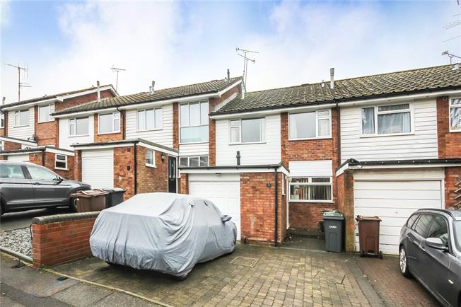 Offers in excess of £485,000, 3 Bedroom Terraced House For Sale in Hertfordshire, AL5