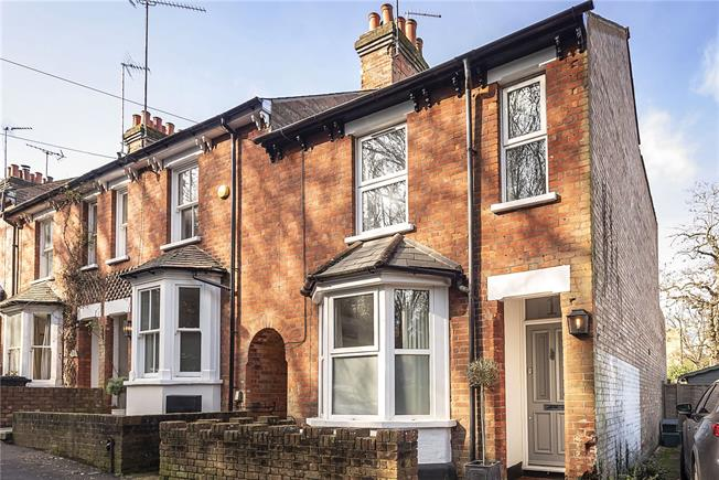 Guide Price £699,950, 3 Bedroom End of Terrace House For Sale in Hertfordshire, AL5