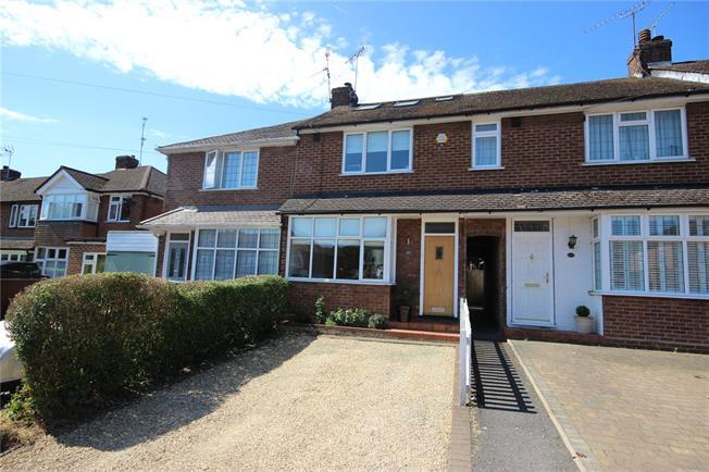 Guide Price £595,000, 3 Bedroom Terraced House For Sale in Harpenden, AL5