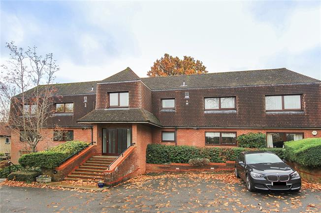 Asking Price £850,000, 2 Bedroom Flat For Sale in Harpenden, Hertfordshire, AL5