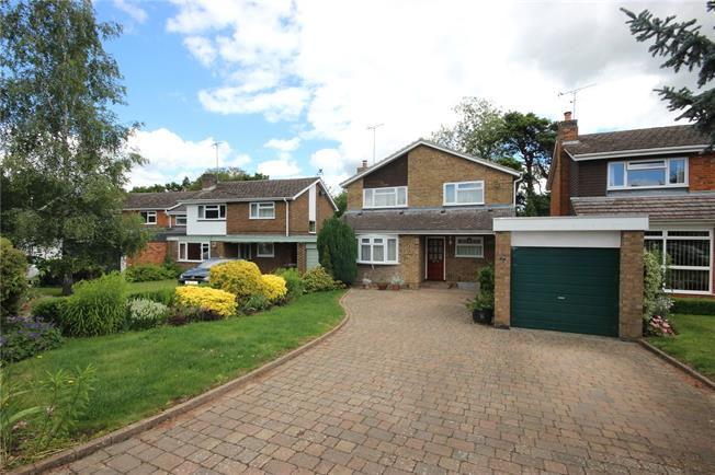 Asking Price £725,000, 4 Bedroom Detached House For Sale in Harpenden, AL5