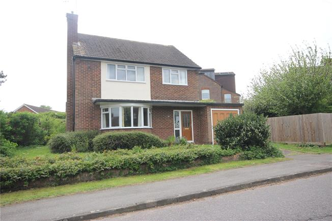 Offers in excess of £525,000, 3 Bedroom Detached House For Sale in Hertfordshire, AL5