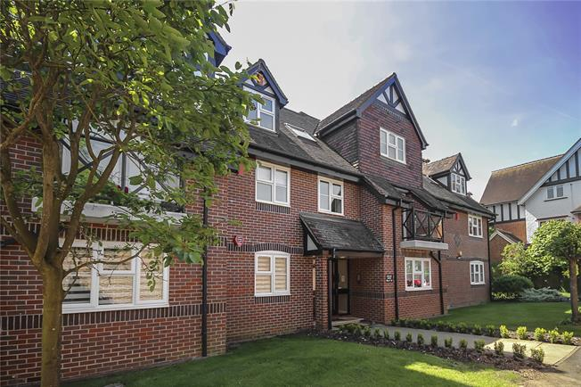 Asking Price £950,000, 3 Bedroom Flat For Sale in Harpenden, Hertfordshire, AL5