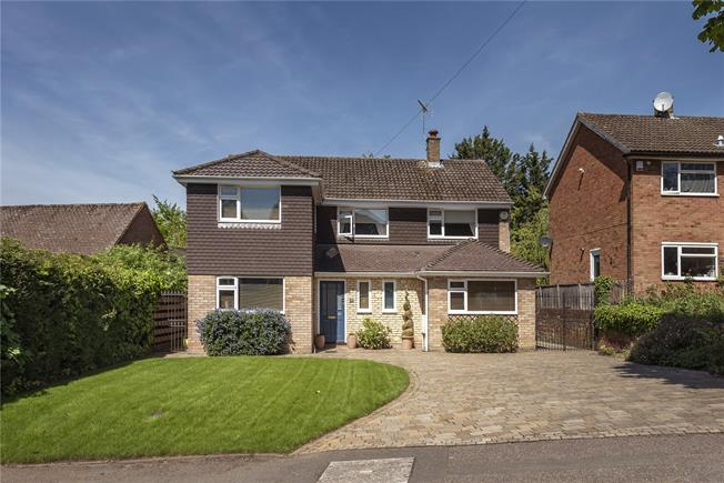 Asking Price £1,350,000, 4 Bedroom Detached House For Sale in Harpenden, Hertfordshire, AL5