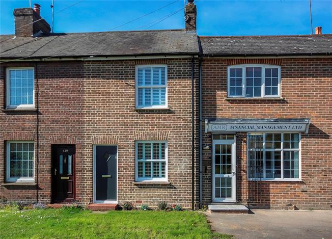Asking Price £425,000, 2 Bedroom Terraced House For Sale in Hertfordshire, AL5