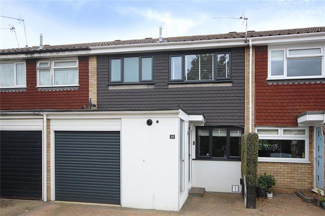 Asking Price £575,000, 3 Bedroom Terraced House For Sale in Harpenden, AL5