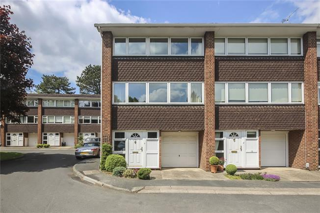 Asking Price £595,000, 3 Bedroom End of Terrace House For Sale in Hertfordshire, AL5