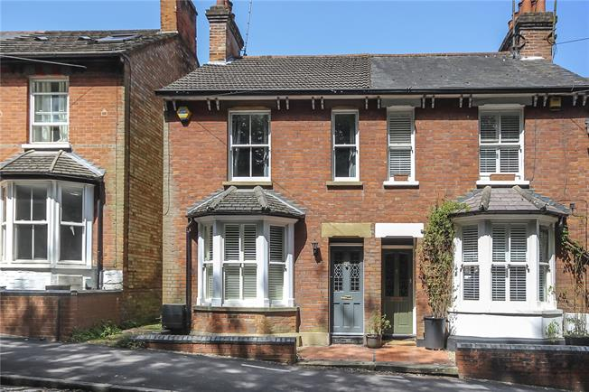 Guide Price £600,000, 2 Bedroom End of Terrace House For Sale in Harpenden, AL5