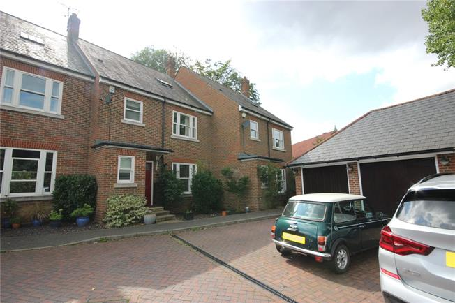 Guide Price £715,000, 4 Bedroom End of Terrace House For Sale in Harpenden, AL5