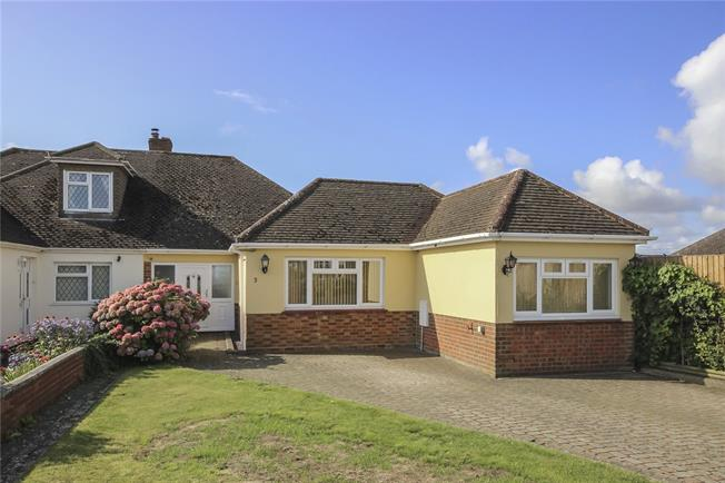 Asking Price £381,500, 4 Bedroom Bungalow For Sale in Bedfordshire, LU1