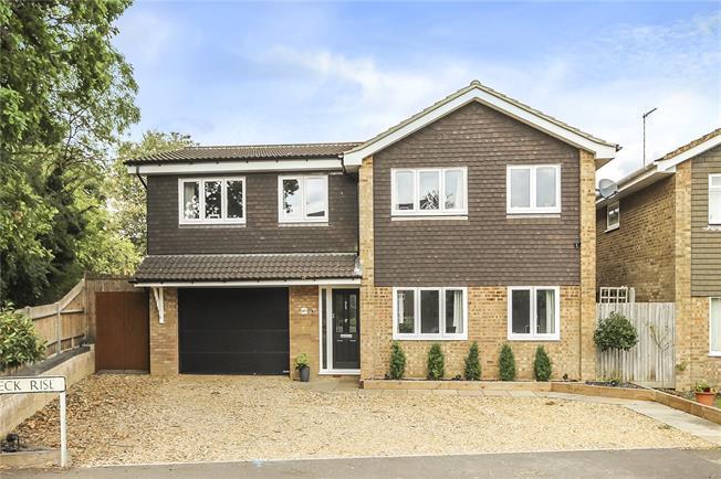 Guide Price £860,000, 5 Bedroom Detached House For Sale in Harpenden, AL5