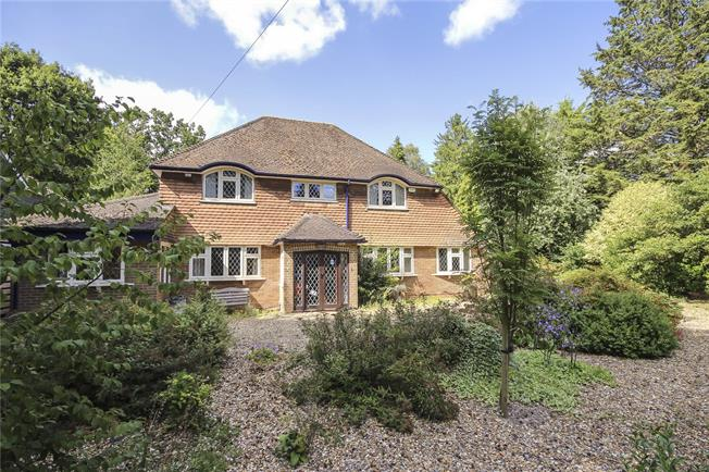 Guide Price £2,250,000, 3 Bedroom Detached House For Sale in Hertfordshire, AL5