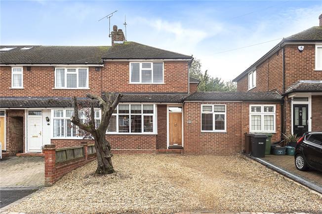 Asking Price £650,000, 3 Bedroom House For Sale in Harpenden, Hertfordshire, AL5