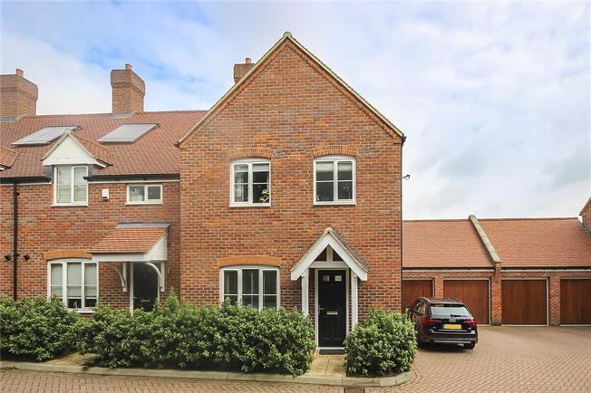Asking Price £475,000, 3 Bedroom House For Sale in St. Albans, Hertfordshire, AL3