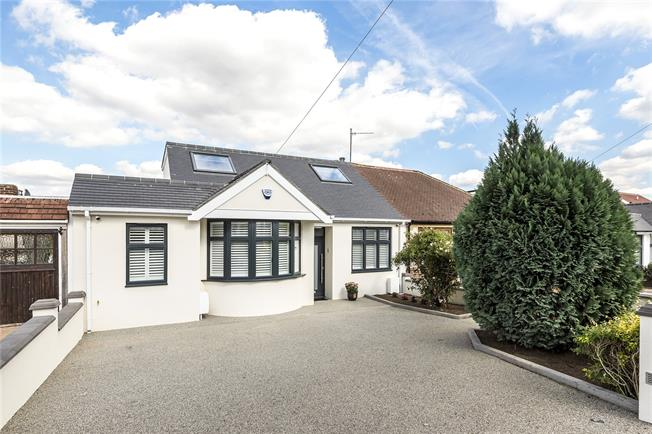 Asking Price £830,000, 4 Bedroom Semi Detached House For Sale in London, N20