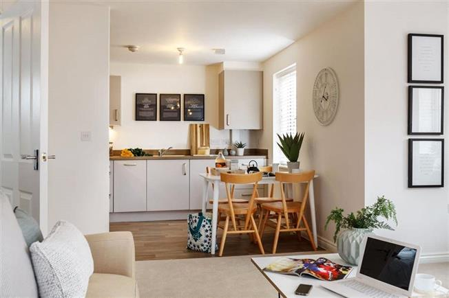 Asking Price £537,500, 2 Bedroom Flat For Sale in Whetstone, London, N20