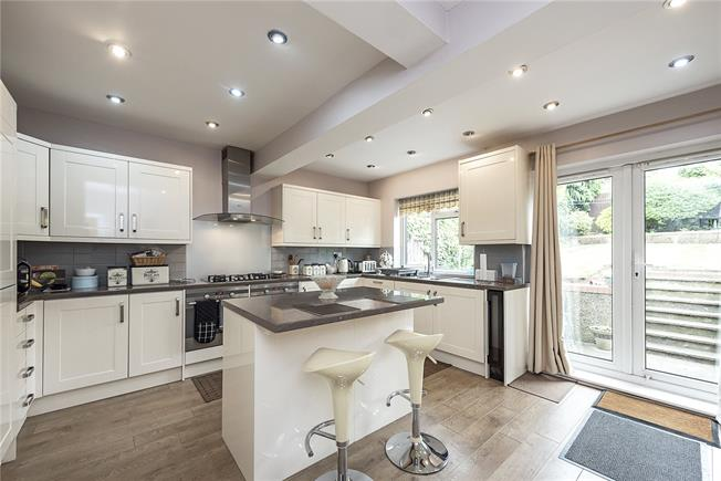 Guide Price £695,000, 4 Bedroom Semi Detached House For Sale in Barnet, EN4