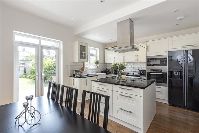 Asking Price £630,000, 3 Bedroom Terraced House For Sale in East Barnet, EN4