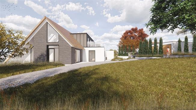 Guide Price £1,250,000, 5 Bedroom Detached House For Sale in Surrey, RH1