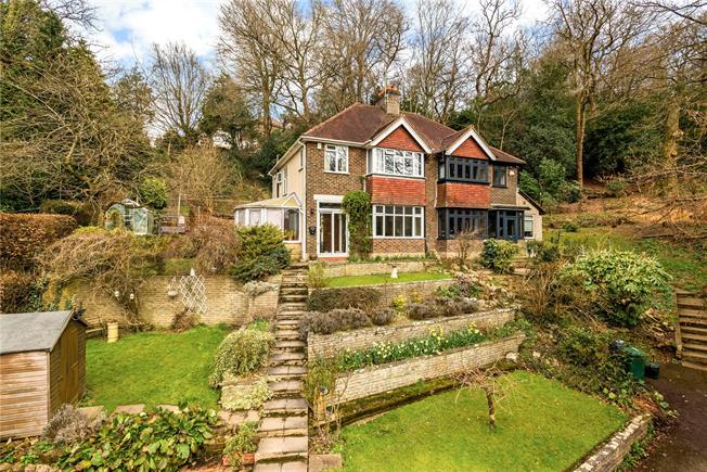 Guide Price £500,000, 3 Bedroom Semi Detached House For Sale in Surrey, RH1