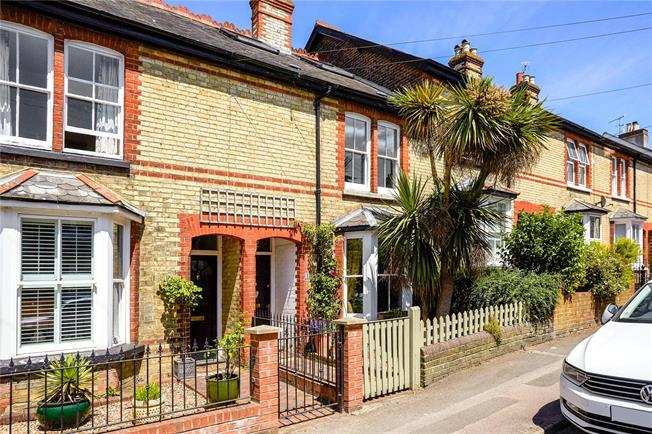 Offers in excess of £600,000, 4 Bedroom Terraced House For Sale in Reigate, RH2