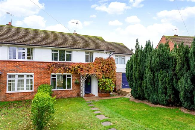 Offers in excess of £600,000, 4 Bedroom Semi Detached House For Sale in Reigate, RH2