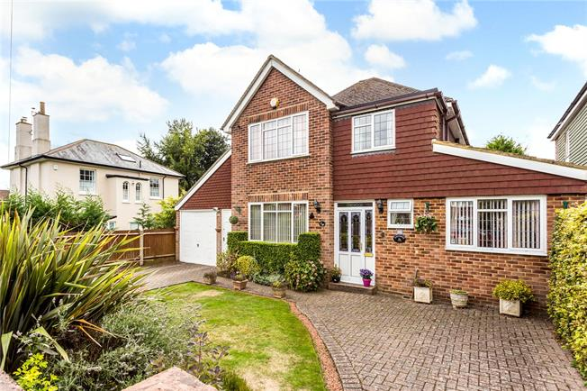 Offers in excess of £630,000, 3 Bedroom Detached House For Sale in Surrey, RH2