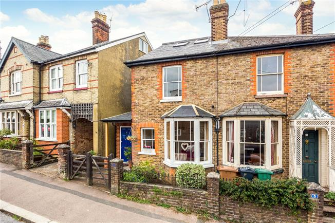 Offers in excess of £600,000, 3 Bedroom End of Terrace House For Sale in Surrey, RH2