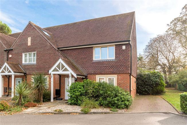 Offers in excess of £700,000, 3 Bedroom End of Terrace House For Sale in Reigate, RH2