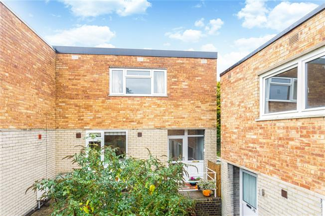 Offers in excess of £475,000, 3 Bedroom Terraced House For Sale in Reigate, RH2