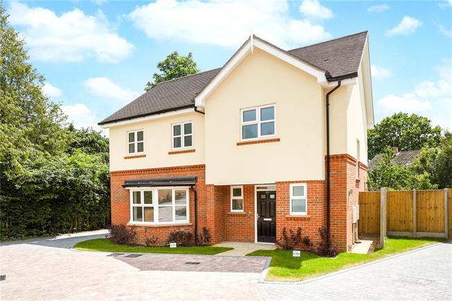 Asking Price £875,000, 4 Bedroom Detached House For Sale in Reigate, RH2