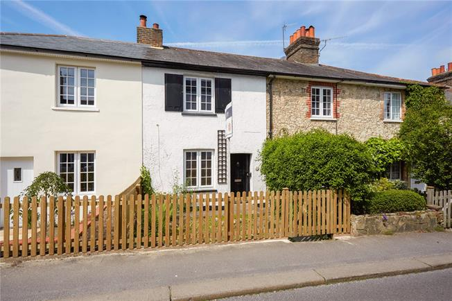 Guide Price £425,000, 2 Bedroom Terraced House For Sale in Reigate, RH2