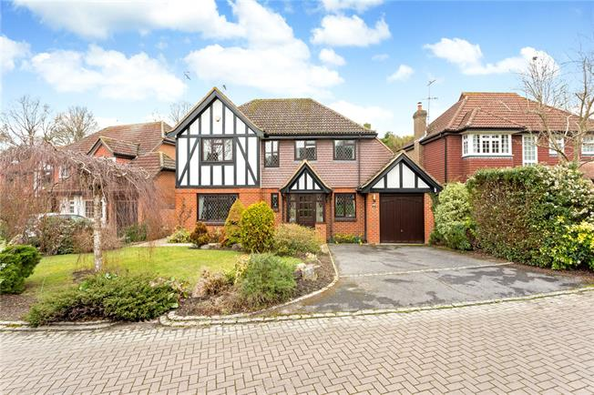 Asking Price £1,200,000, 4 Bedroom Detached House For Sale in Reigate, RH2