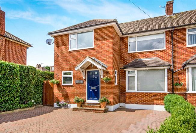 Asking Price £695,000, 4 Bedroom Semi Detached House For Sale in Reigate, RH2