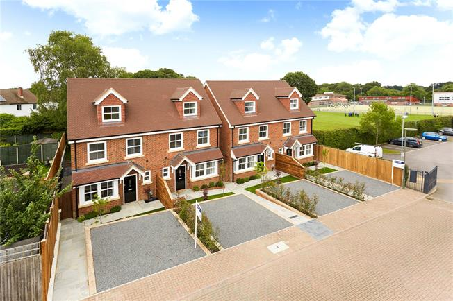 Asking Price £600,000, 4 Bedroom House For Sale in Surrey, RH2