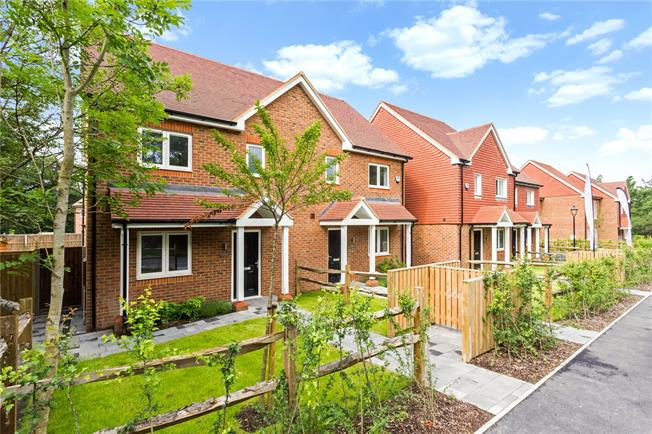 Guide Price £575,000, 4 Bedroom House For Sale in Redhill, Surrey, RH1