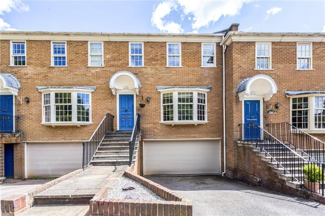 Asking Price £575,000, 4 Bedroom Terraced House For Sale in Surrey, RH1