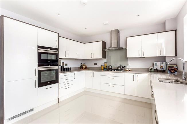 Asking Price £825,000, 4 Bedroom Detached House For Sale in Surrey, RH2